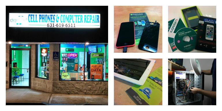 Cell Phone Tablet Repair, Computer Laptop Repair Shop, Prepaid Cell Phone Plans, Prepaid Plans - Cell Phone Repair - Computer Repair Shop